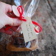 kit à chocolat chaud à offrir, cadeau gourmand