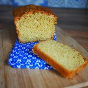recette du cake aux trois vanilles