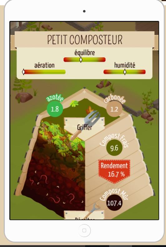 Compost challenge : l'appli pour apprendre à trier ses déchets et à composter