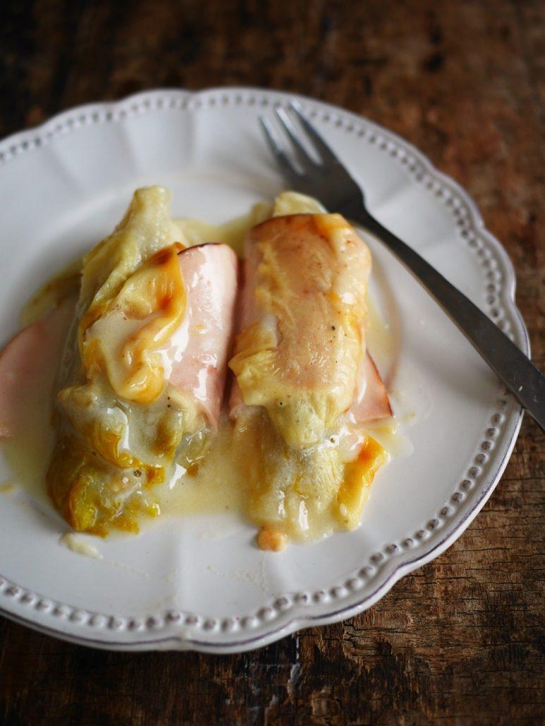 Endives au jambon et b chamel recettes de cuisine - Comment faire bechamel ...