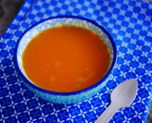 soupe potimarron