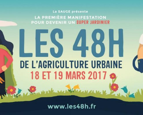 agriculture urbaine, les 48heures