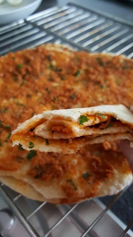 recette de la pizza turque