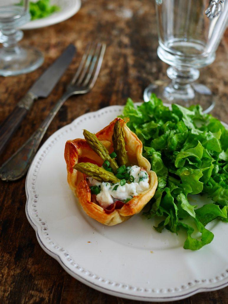 3 idées recettes pour un menu de Pâques