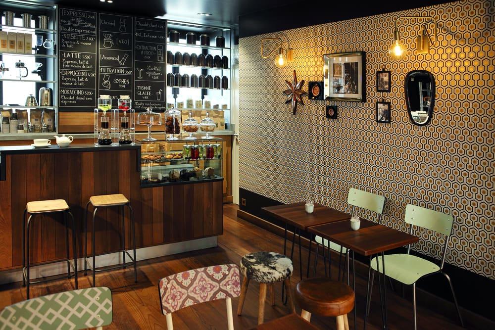 Expresso & brew bar : un endroit au calme pour télétravailler et boire un bon café