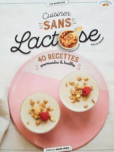 livre pour cuisiner sans lactose
