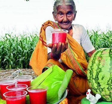 mastanamma youtubeuse indienne, pastèque poulet
