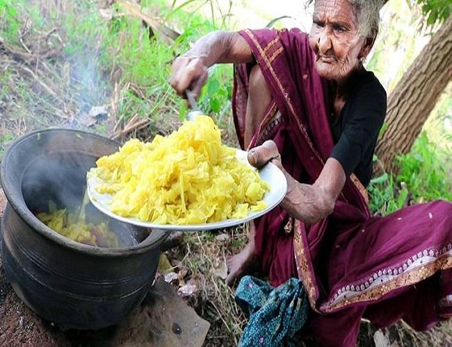 Mastanamma, une youtubeuse  food de 106 ans à suivre absolument
