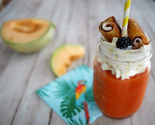 milkshake melon coco