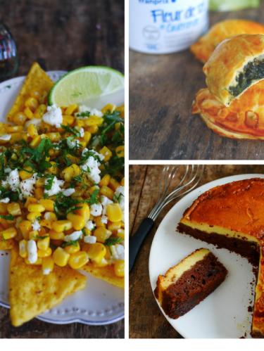 idées recettes pour menu mexicain