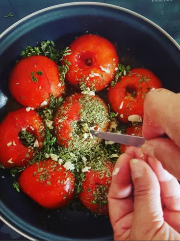 Les tomates Provençales