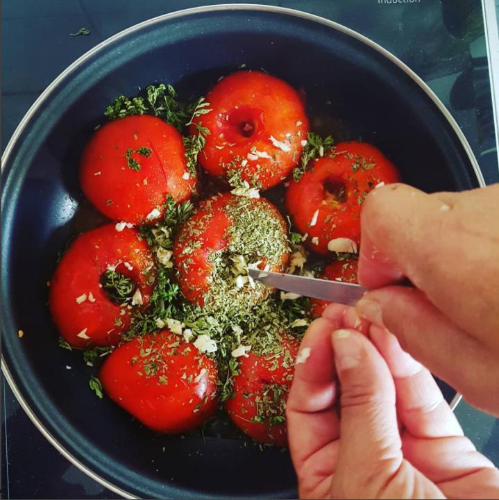 tomates proven ale la po le la vraie recette de ma maman recettes de cuisine. Black Bedroom Furniture Sets. Home Design Ideas