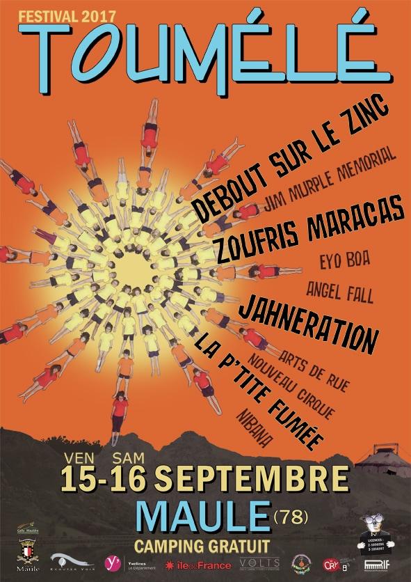 Le festival Toumélé 2017 mélange très bonne cuisine et très bonne musique