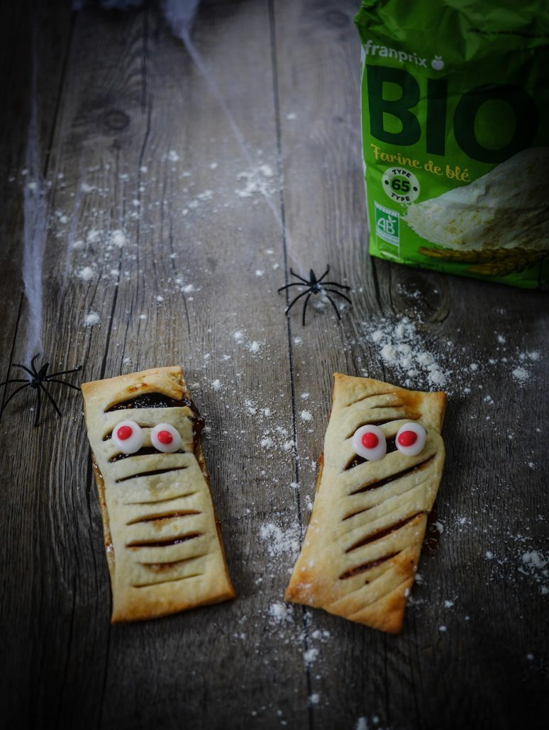 Menu Halloween 2017 : des nouveautés terriblement gourmandes