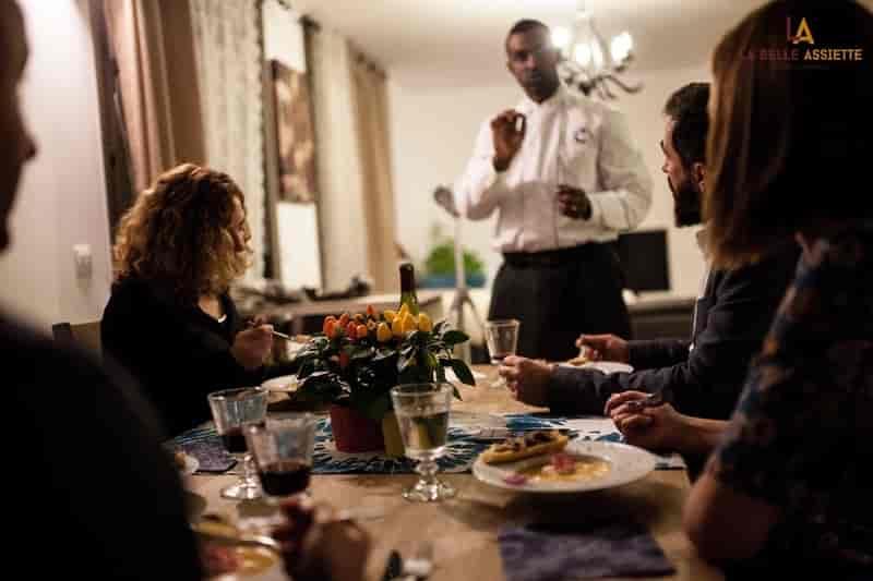 Offrez-vous une prestation de chef à domicile et profitez de votre soirée
