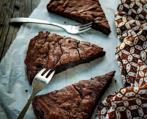 recette du gâteau moelleux chocolat