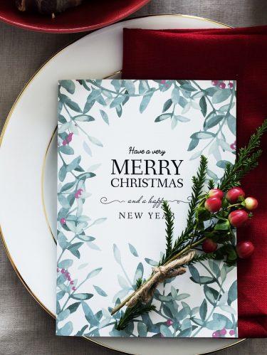 Recettes de Noël 2018