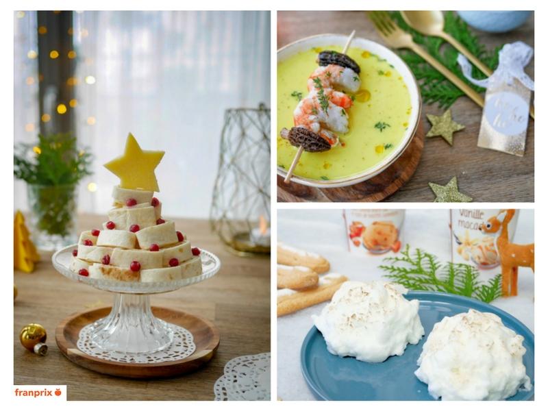 Mes 3 recettes gourmandes pour no l recettes de cuisine - Recette pour noel 2017 ...
