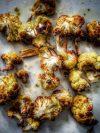 Recette des fleurettes de chou fleur rôti au four