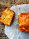 Recette de cake pomme cannelle tranché