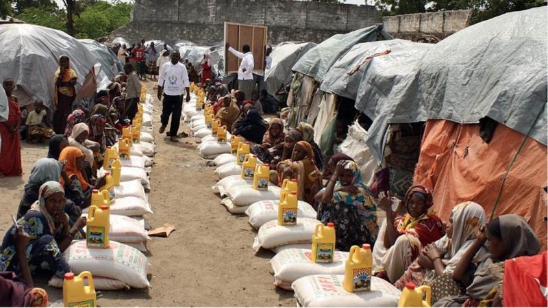 Hunger Kitchen, un belle action qui apprend aux réfugiés à cuisiner les denrées de l'aide internationale ♥