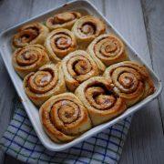 Recette de cinnamon rolls