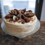 recette gâteau chantilly caramel