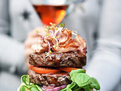 Recette du Hamburger Manhattan
