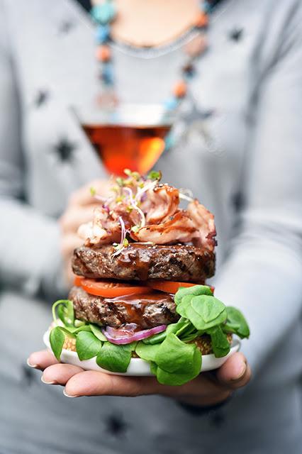 Le Hamburger Manhattan de Dorian Nieto