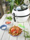 Test et avis cuisson de frites à l'actifry