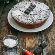 Recette du très gros gâteau au chocolat