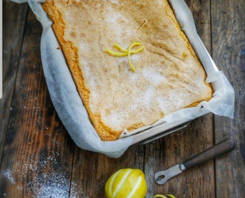 recette du gâteau ciambellone, un gâteau traditionnel italien