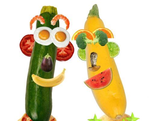 idées pour faire manger des courgettes aux enfants