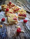 Recette de gâteau aux framboises et lait d'amandes