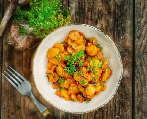 carottes à la Provençale