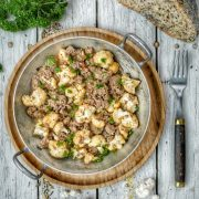 recette de boeuf chili chou fleur