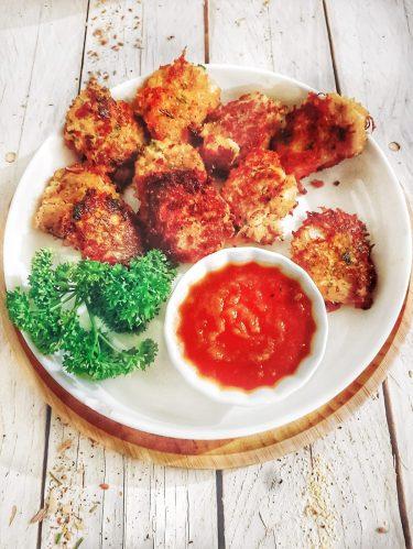 galettes lentilles corail patates douces