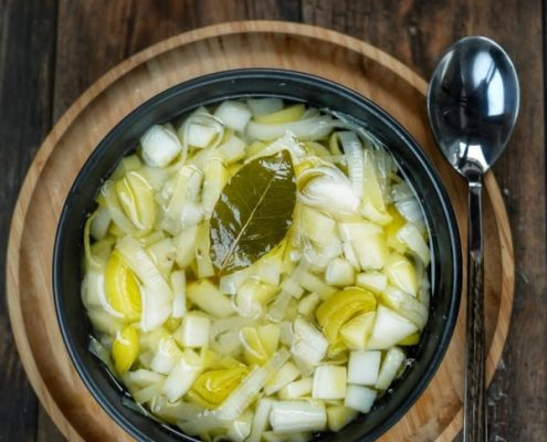 recette de soupe parmentier à l'omnicuiseur