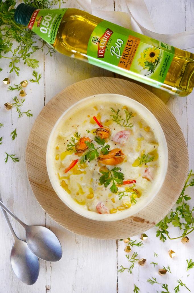 recette de soupe de noel