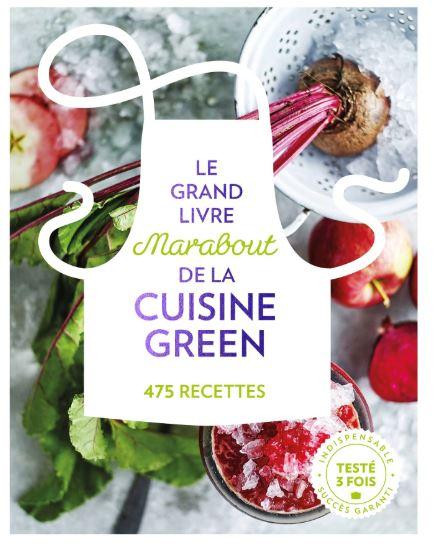livre de recettes green
