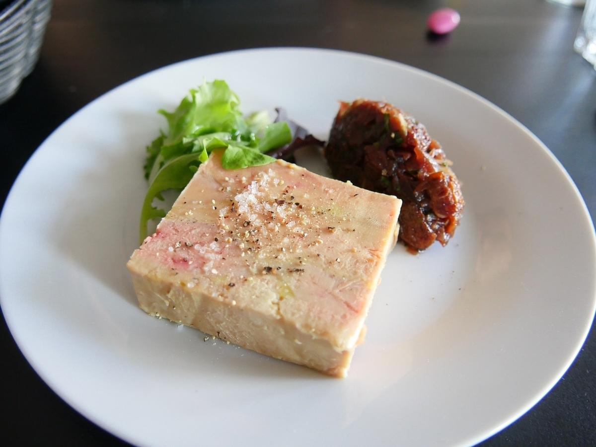 comment manger du foie gras