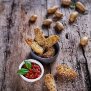 patatas bravas frites