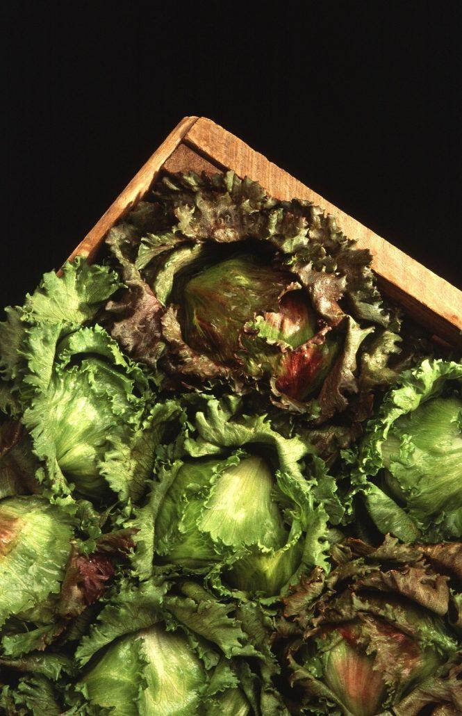 réussir la salade verte