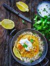 recette de dhal de lentilles corail