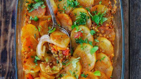 recette de ragoût aux légumes d'hiver