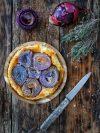 recette de tatin aux oignons rouges