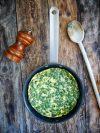 recette d'omelette aux blettes