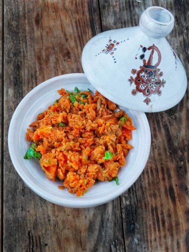 recette de zaalouk de carottes