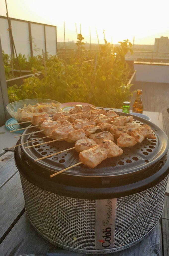 Barbecue nomade Cobb, test et avis
