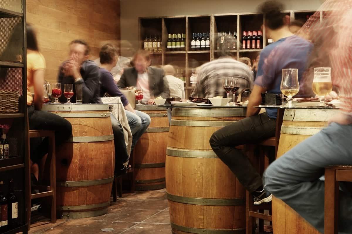 bar à tapas, à grenade en Espagne